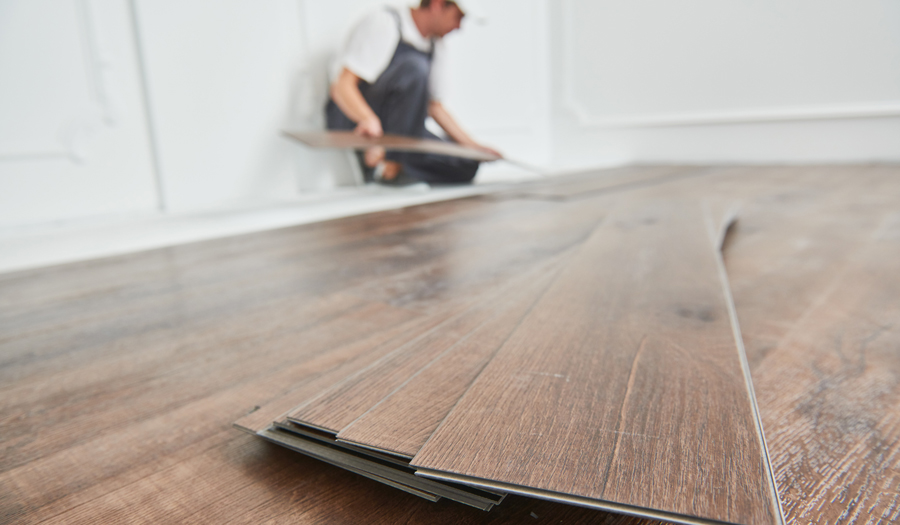 Laying-Luxury-Vinyl.-Plank
