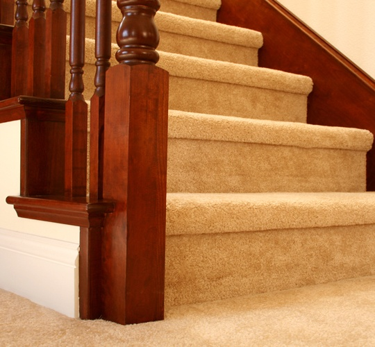 5 Exciting Carpet Options To Stairs