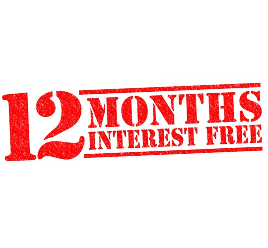Free Financing for 12 Months on Any Purchase image