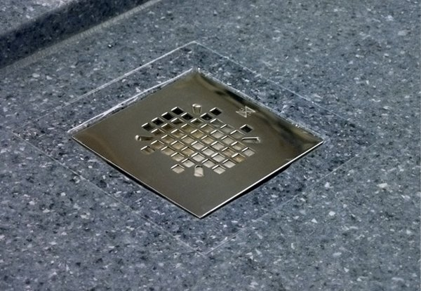 Square Shower Drain