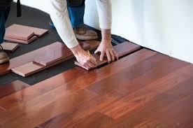 hardwood flooring - installation