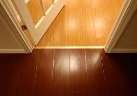hardwood flooring - transition