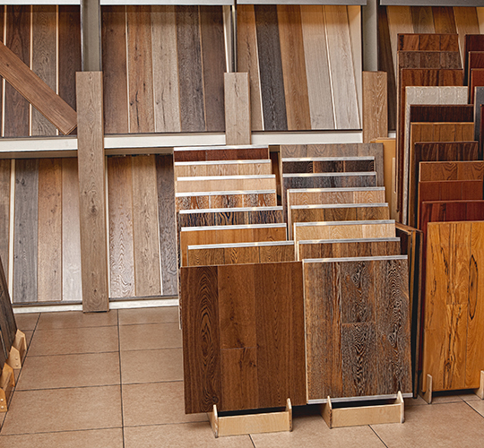 What's the Difference Between Laminate, Engineered and Solid Hardwood? image