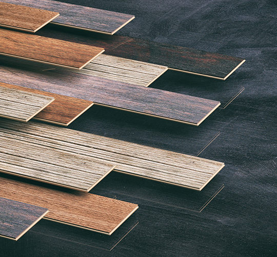 What kind of tile looks like wood? image